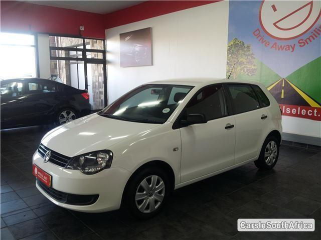Picture of Volkswagen Polo Manual 2013