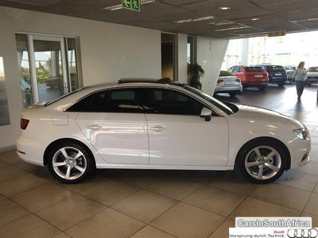 Pictures of Audi A3 Manual 2014