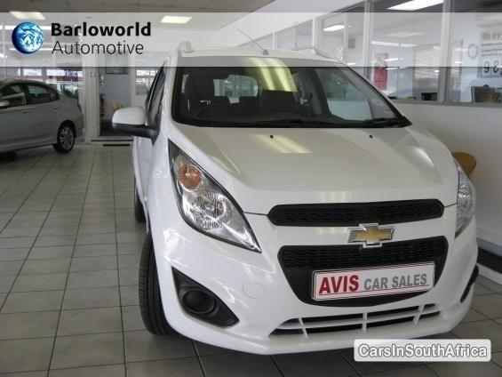 Picture of Chevrolet Spark Manual 2014