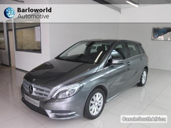 Picture of Mercedes Benz B-Class Automatic 2013