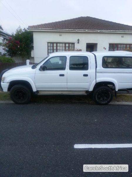 Picture of Toyota Hilux Manual 1999