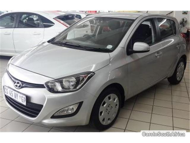 Picture of Hyundai i20 Automatic 2013