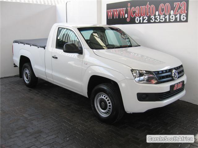 Picture of Volkswagen Amarok Manual 2012