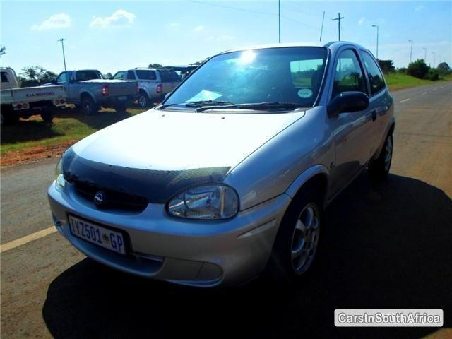 Picture of Opel Corsa Manual 2006
