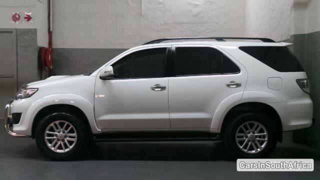 Picture of Toyota Fortuner Automatic 2012