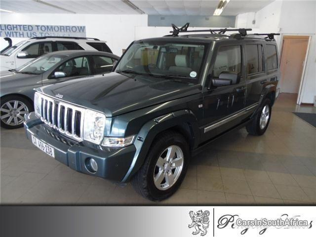 Pictures of Jeep Commander Automatic 2009