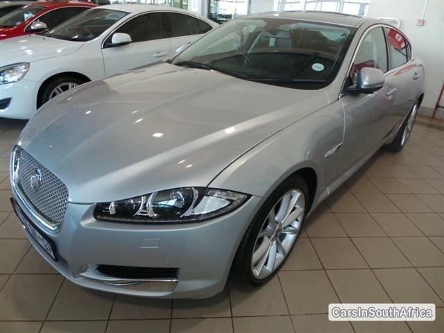 Picture of Jaguar XF Automatic 2014