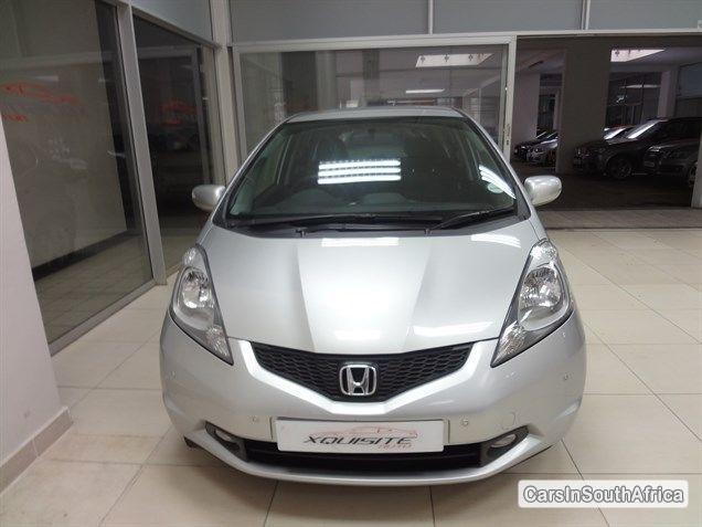 Picture of Honda Jazz Manual 2009