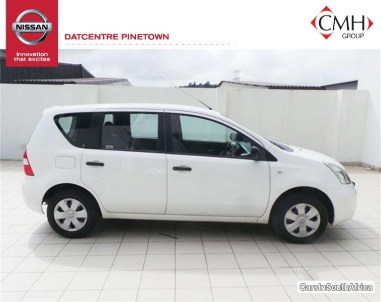 Picture of Nissan Livina Manual 2013
