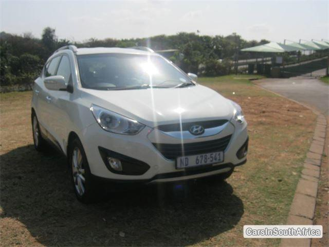 Picture of Hyundai ix35 Automatic 2010