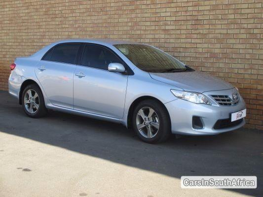 Picture of Toyota Corolla Manual 2012