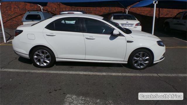 Picture of MG MG6 Manual 2013