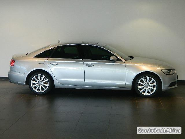 Pictures of Audi A6 Automatic 2011