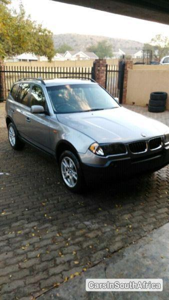 Picture of BMW X3 Manual 2006