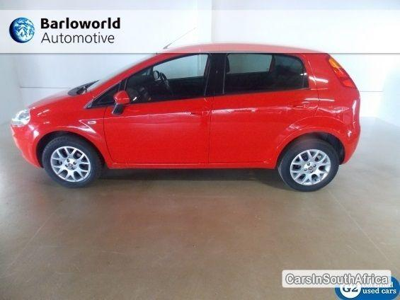Picture of Fiat Punto Manual 2011