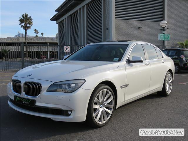 Picture of BMW 7-Series Automatic 2012