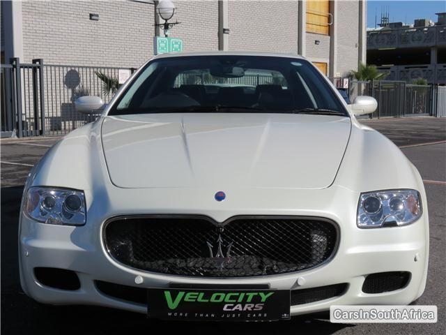 Picture of Maserati Quattroporte Automatic 2009