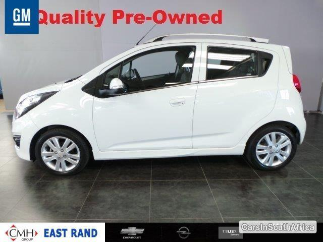 Pictures of Chevrolet Spark Manual 2015
