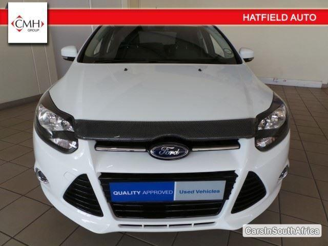 Picture of Ford Focus Manual 2012