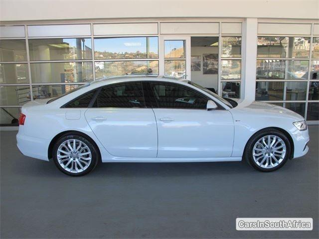 Pictures of Audi A6 Automatic 2014