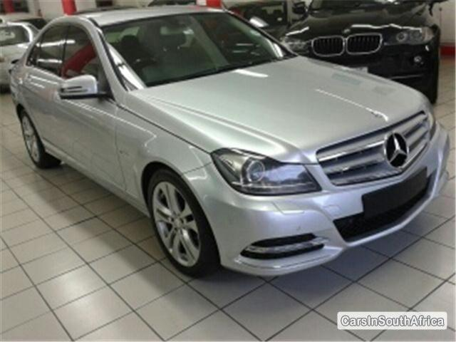 Pictures of Mercedes Benz C-Class Automatic 2011