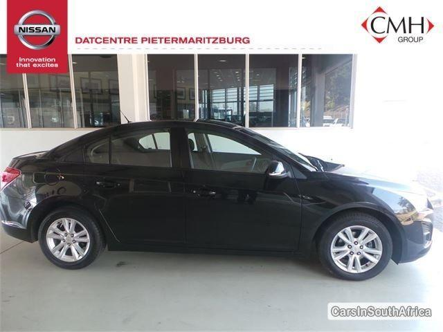Pictures of Chevrolet Cruze Manual 2014