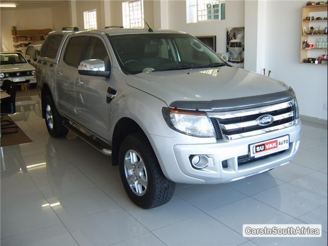 Picture of Ford Ranger Manual 2012