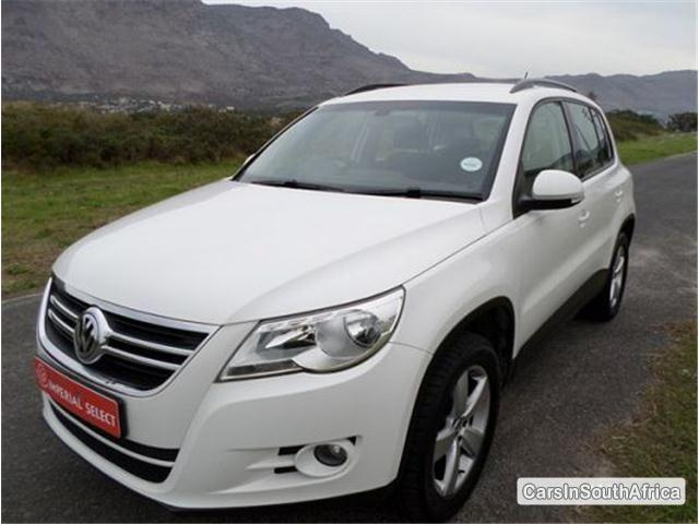 Picture of Volkswagen Tiguan Manual 2011
