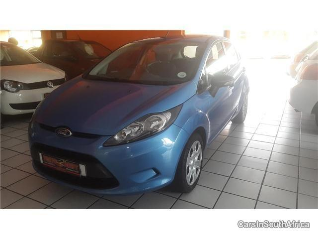 Picture of Ford Fiesta Manual 2009