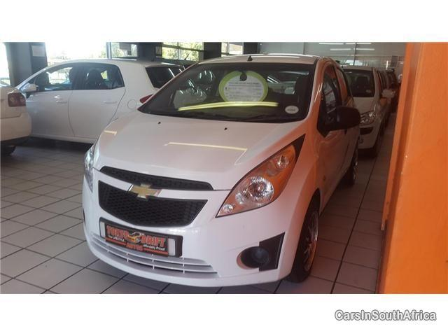 Picture of Chevrolet Spark Manual 2010