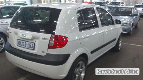 Hyundai Getz 2009 - image 2