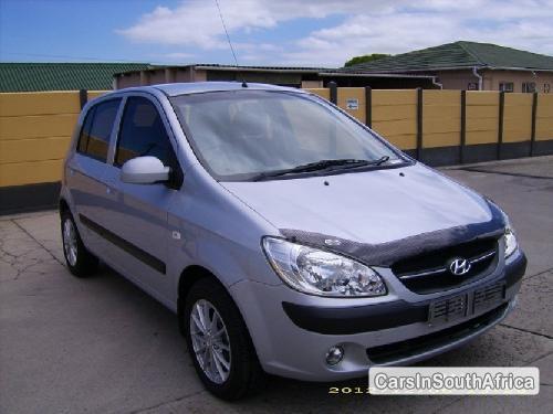 Hyundai Getz 2011