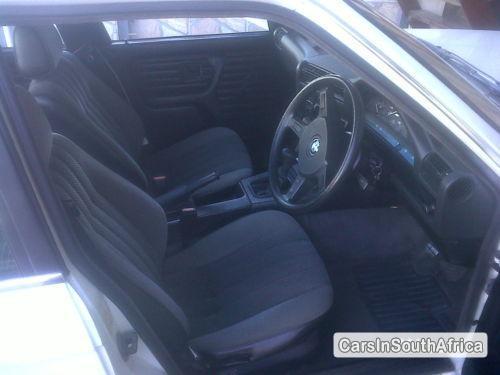 BMW 3-Series Manual 1991