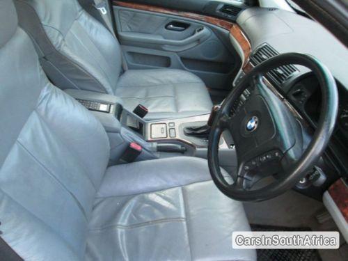 BMW 5-Series Automatic 2000