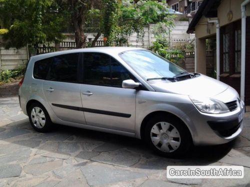 Renault Scenic Manual 2008