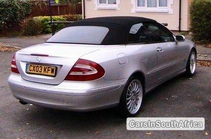 Mercedes Benz CLK-Class Automatic 2003