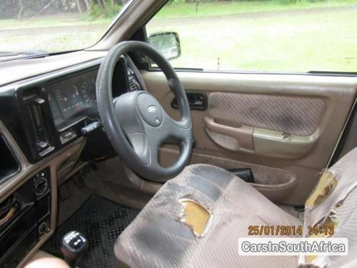 Ford Sapphire Manual 1991