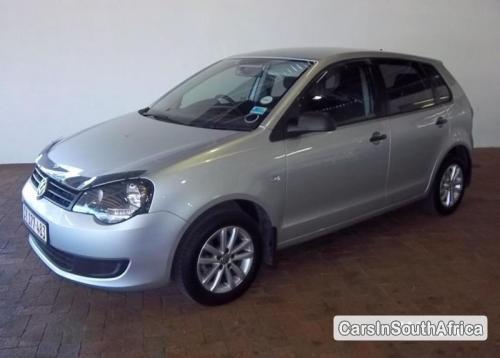 Volkswagen Polo Manual 2010