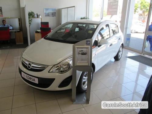 Opel Corsa Manual 2014