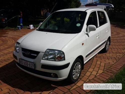 Hyundai Atos Automatic 2008