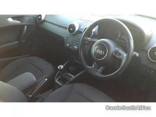 Audi A1 Manual 2011