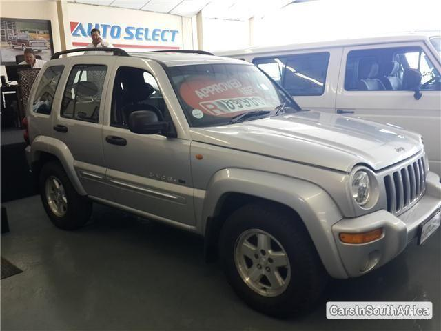 Jeep Cherokee Manual 2002