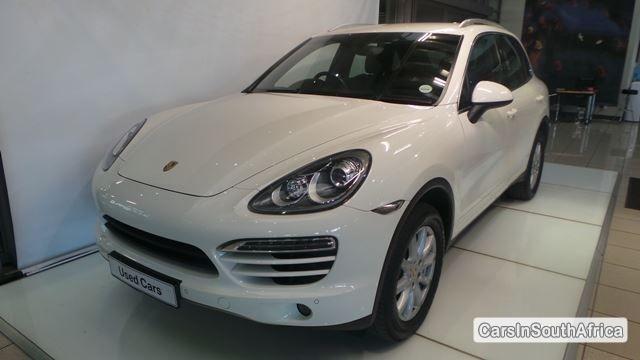 Porsche Cayenne Automatic 2011