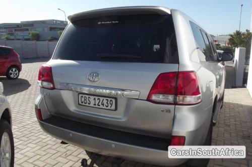 Toyota Land Cruiser Automatic 2010 in Western Cape