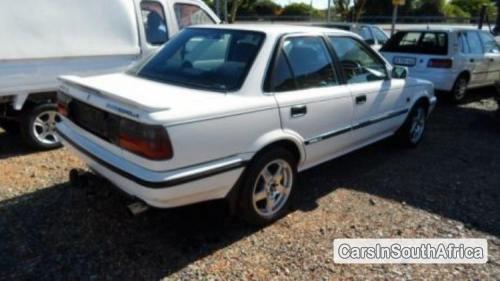 Toyota Corolla Automatic 1992 in Western Cape