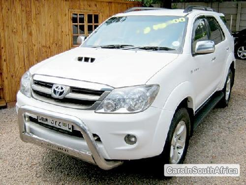 Toyota Fortuner 2007 in South Africa