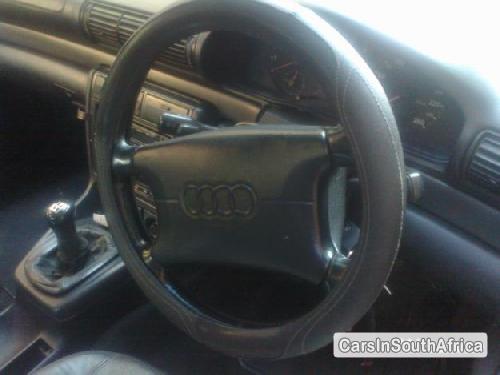 Audi A4 Manual 1997 in South Africa