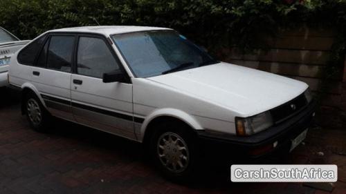 Toyota Corolla Manual 1988 in South Africa