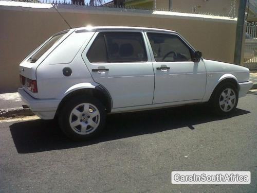 Volkswagen Golf Manual 2007 in South Africa