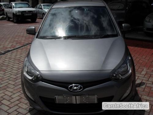Hyundai i20 Manual 2013 in South Africa